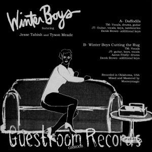 Winter Boys Album Cover