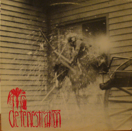 Defenestration Album Cover